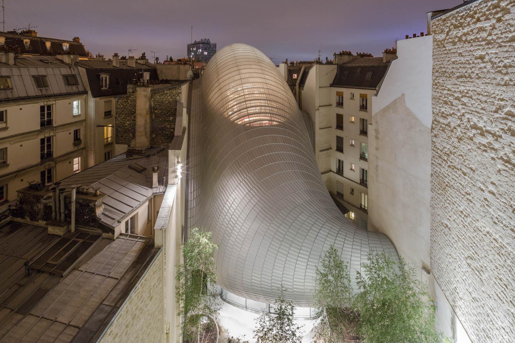 Fondation Jérôme Seydoux – Pathé, un nouveau cocon pour le cinéma