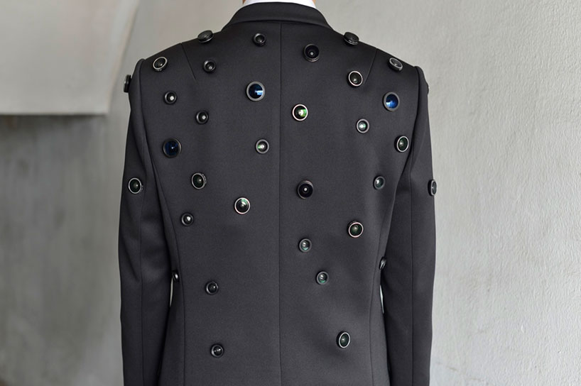 Aposematic Jacket : la veste anti-agression