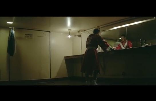 Le clip cinématographique du titre d'Eminem et Sia, «Guts Over Fear»