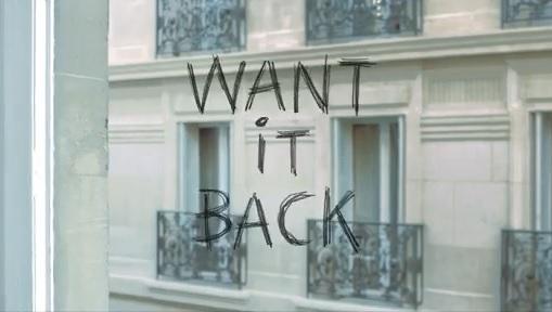 Guts «Want it back» en featuring avec Patrice, le clip
