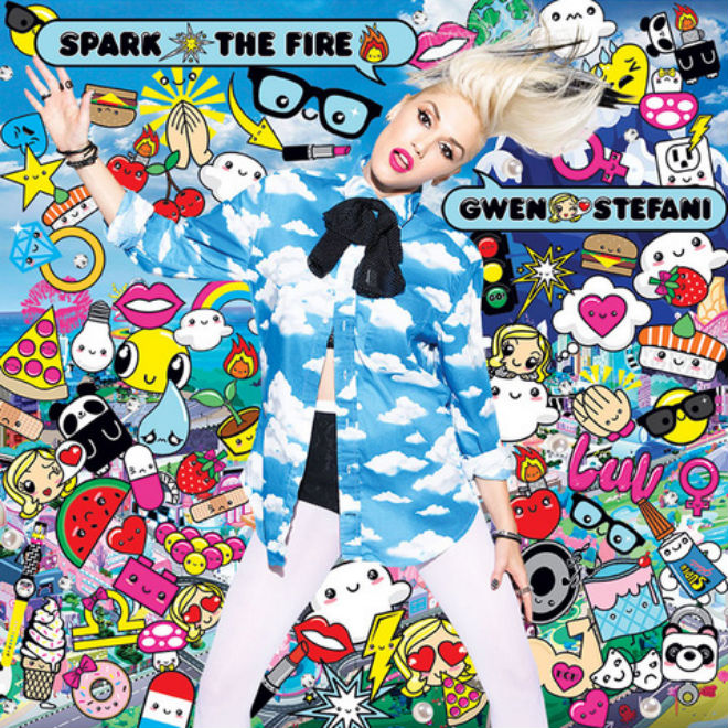 Gwen Stefani Spark The Fire