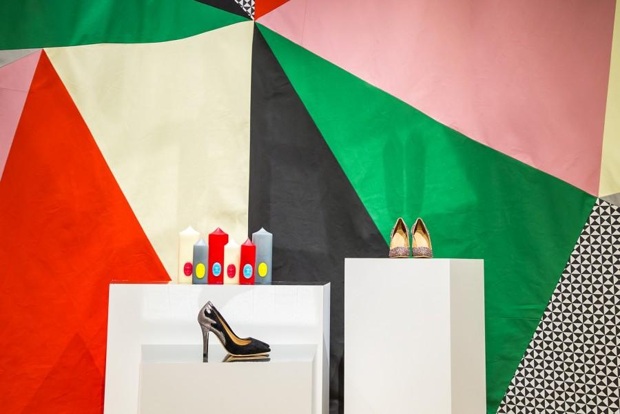 Le pop-up store arty d'Isabel Marant au Palais Royal