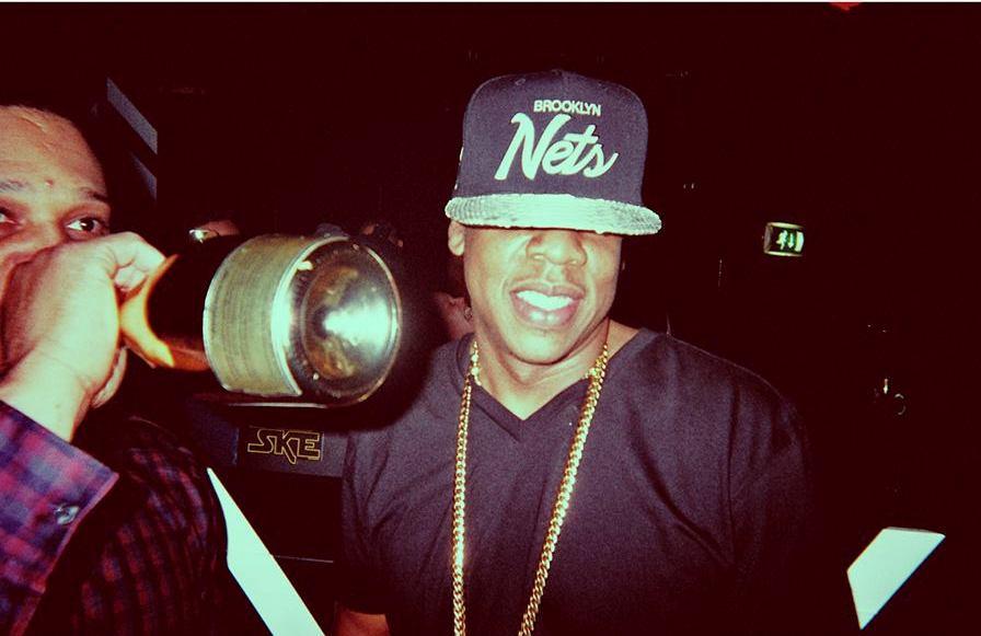 Jay-Z rachète la marque de champagne Armand de Brignac