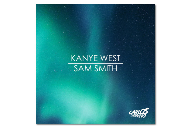 Kanye West vs. Sam Smith «Tell Me I'm The Only One»