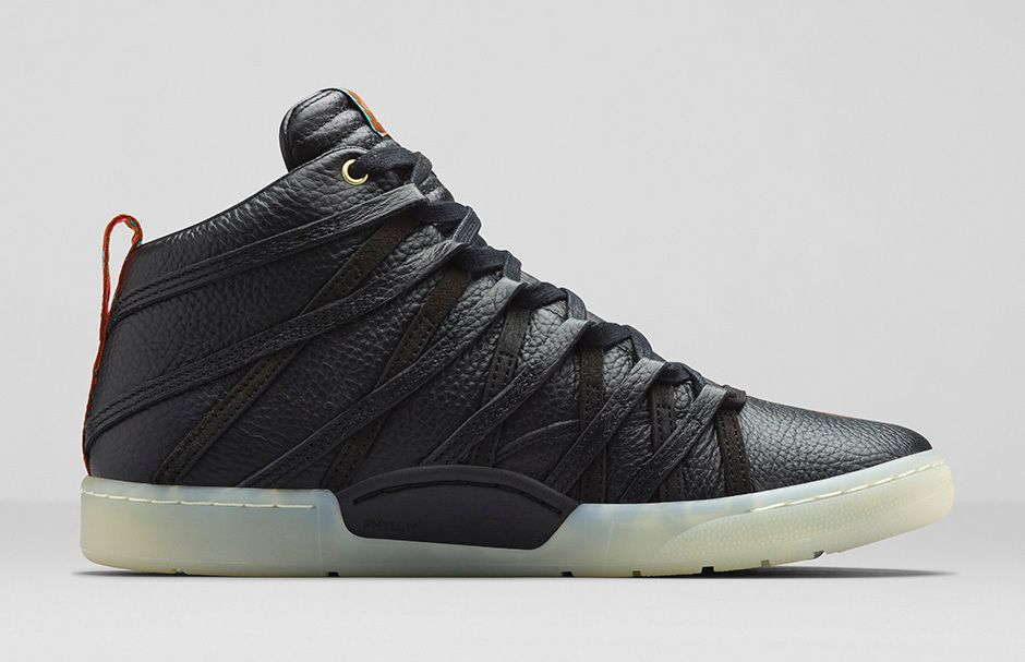 Nike KD VII Lifestyle «Black/Black-Metallic Gold»
