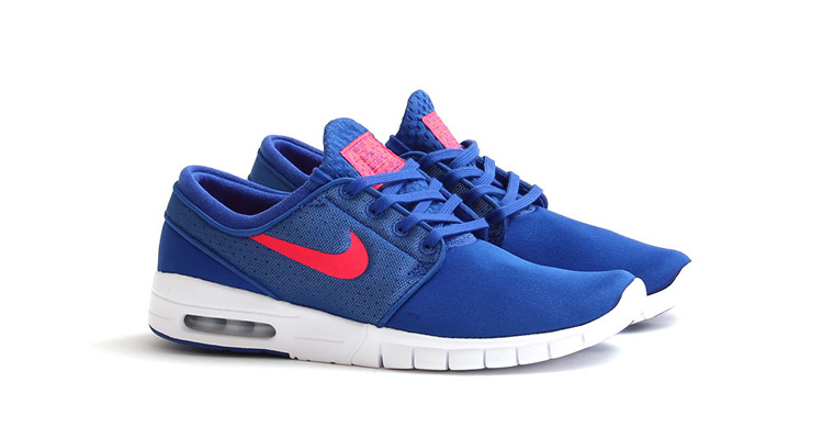 Nike SB Stefan Janoski Max Game Royal/Hyper Punch