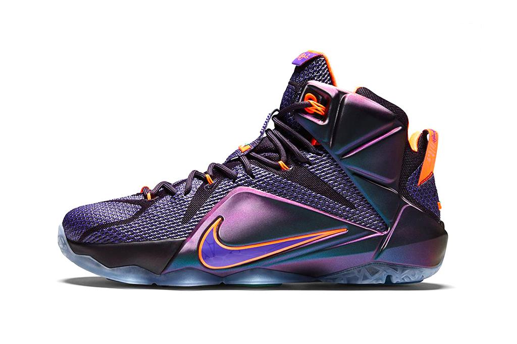 Nike dévoile les éditions «Instinct» & «Six Meridians» de la LeBron 12