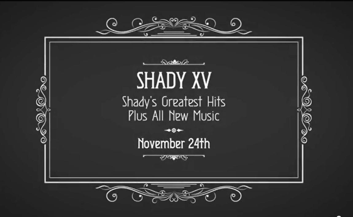 Eminem SHADYXV Quinceañera: épisode 1
