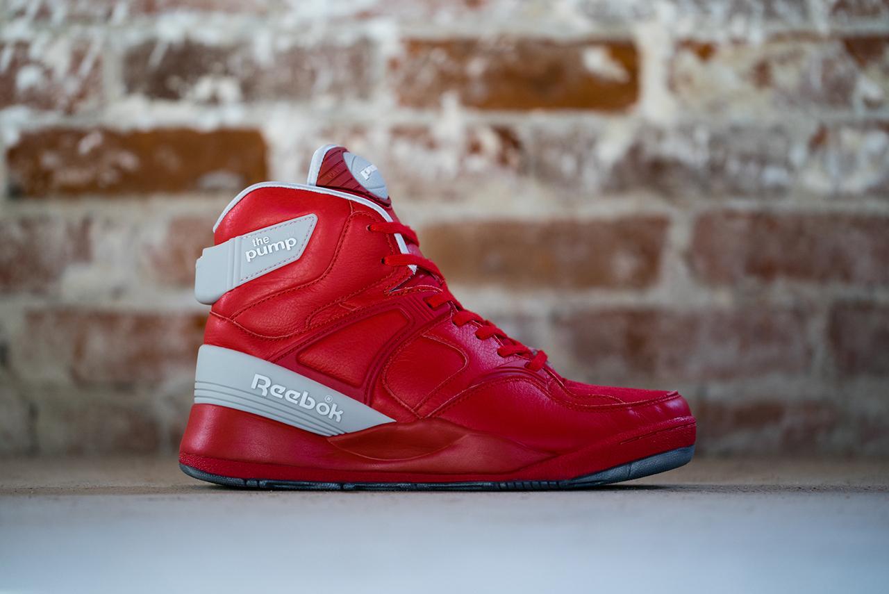 Shoe gallery x Reebok Pump 25th anniversary