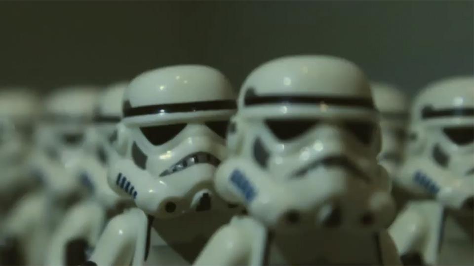 Star Wars : The Force Awakens Lego