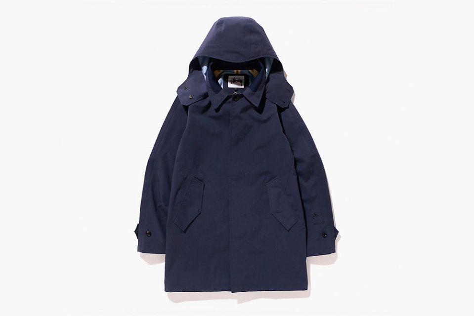 Stussy x GORE-TEX Soutien Collar Coat