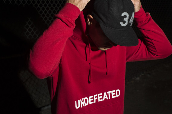 Lookbook UNDEFEATED Holiday 2014 Collection
