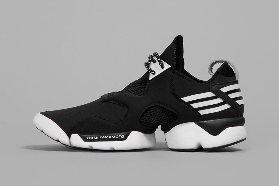Y-3 Printemps/Eté 2015 Footwear Collection