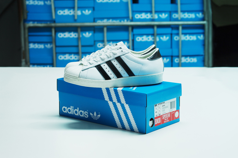 adidas Superstar « Made in France »