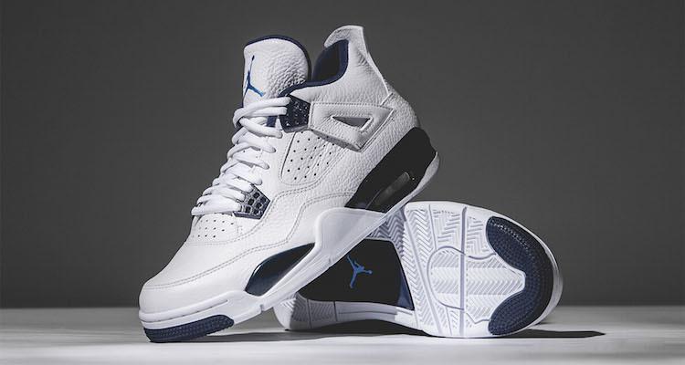 Air Jordan 4 «Legend Blue»