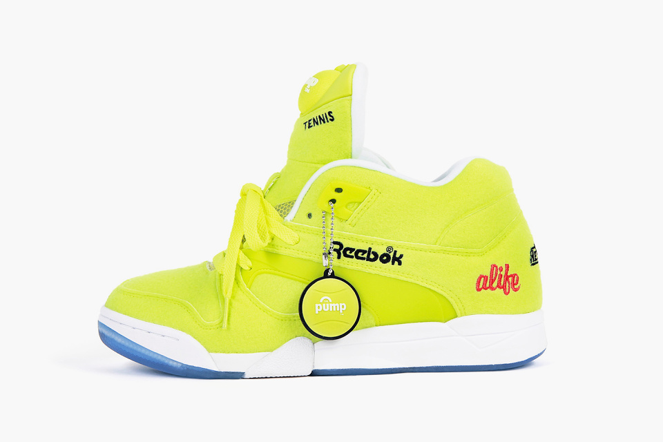 ALIFE x Reebok Court Victory Pump « Ball Out »