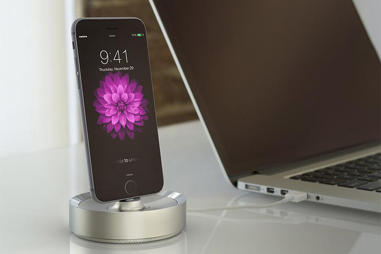 BEVL dévoile son dock pour l'iPhone 6 et l'iPhone 6 Plus