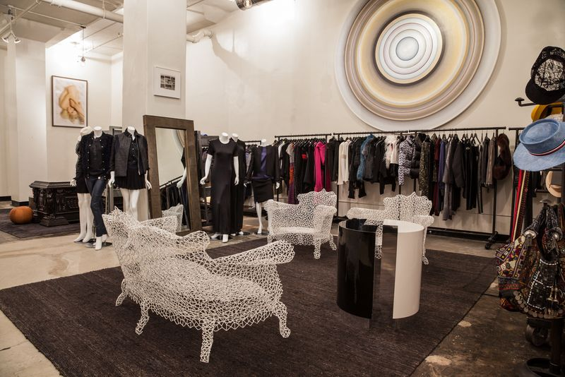 Focus sur le concept-store californien : Just One Eye