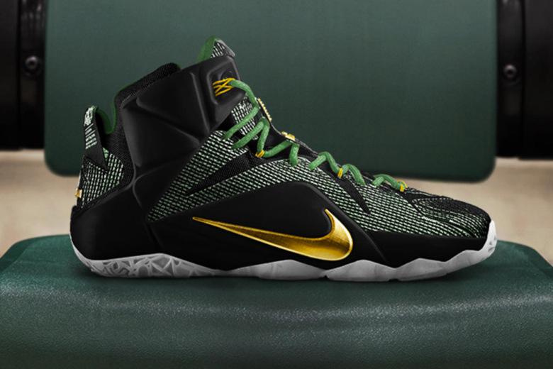 Nike Lebron 12 «Ohio Heroes»