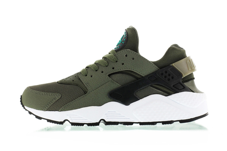Nike Air Huarache « Iron Green »
