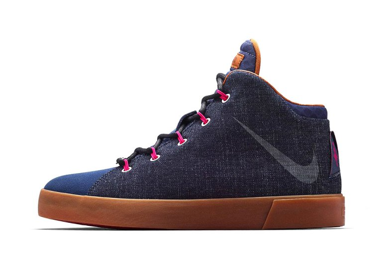 Nike LeBron 12 Lifestyle «Denim»