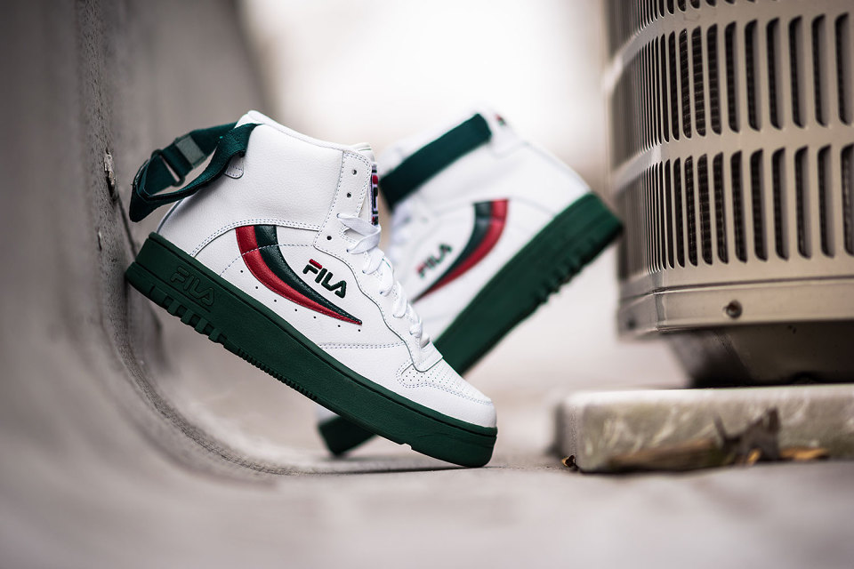 "Packer Shoes x FILA FX-100 ""The O.G."""
