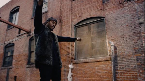 Le clip barré de Pusha T, «Lunch Money», produit par Kanye West