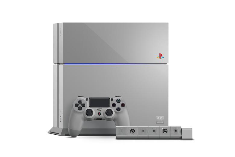 PlayStation 4 : Edition spéciale 20ème anniversaire