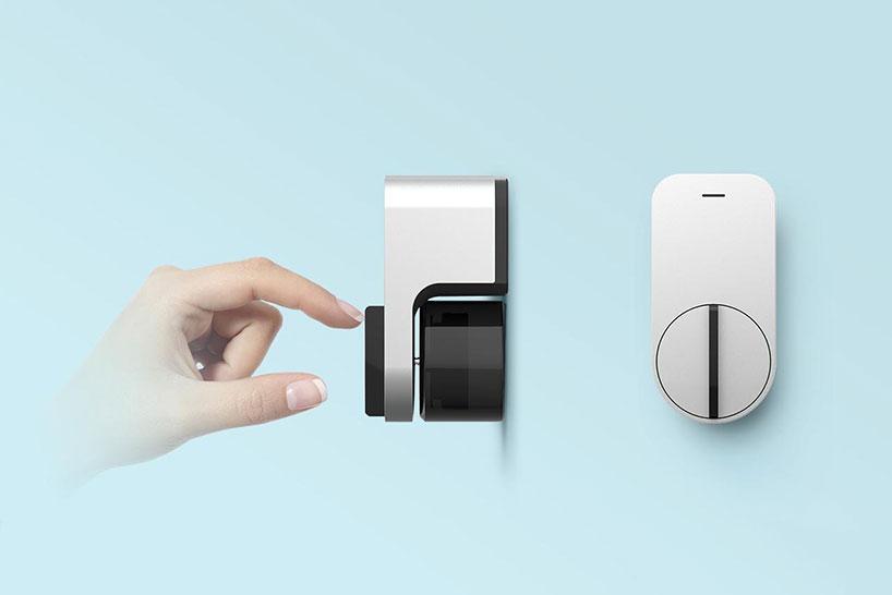 Sony invente la serrure connectée intelligente