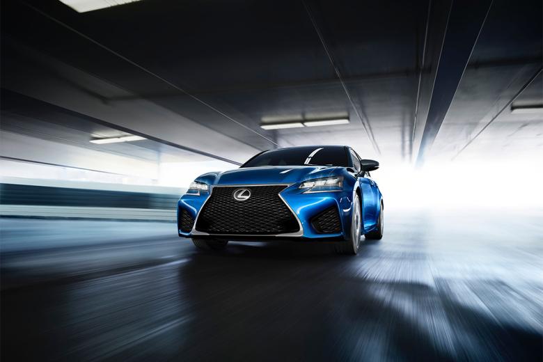 Nouvelle Lexus GS-F 2015 présentée au salon de Detroit
