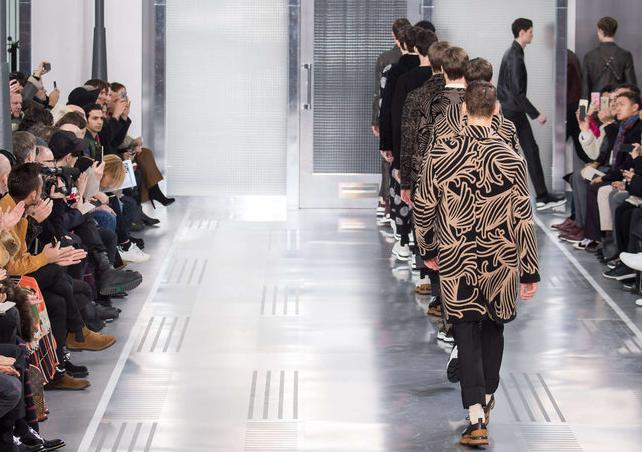 Louis Vuitton – Collection aux motifs végétaux