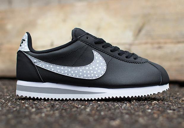 Nike WMNS Cortez Classic «Polka Dot Swoosh»