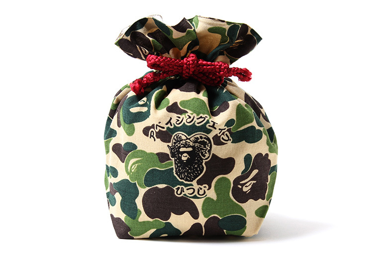 A Bathing Ape « Year of the Sheep » Collection Capsule