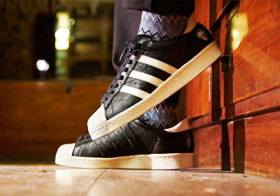 adidas Consortium Superstar « 10th Anniversary » Pack – Part 1