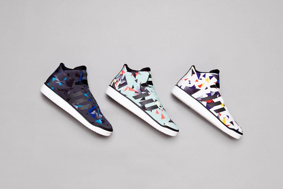 adidas Originals Veritas Mid «Print» Pack