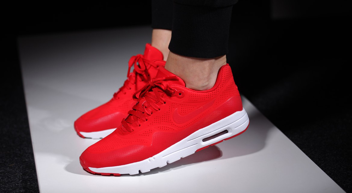 Nike Air Max 1 Ultra Moire «University Red»