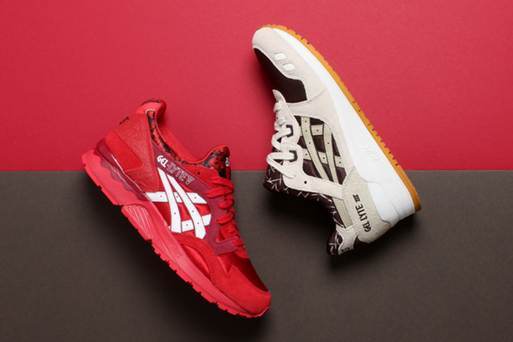 ASICS Gel Lyte « Valentine's Day » Pack