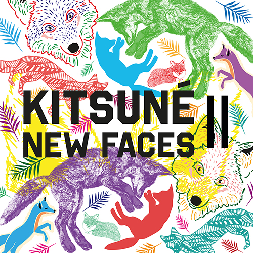 Kitsuné New Faces – Volume 2