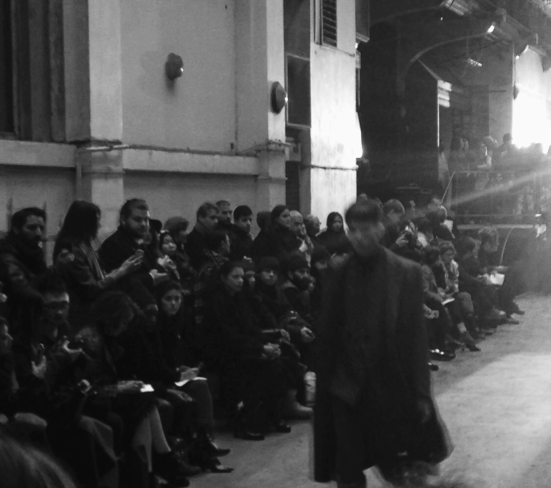 Fashion Week Homme de Paris : Day 2