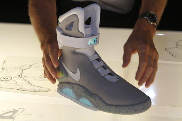 La Nike Air Force Mag verra le jour en 2015