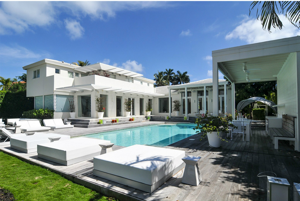 Shakira vend sa villa de Miami