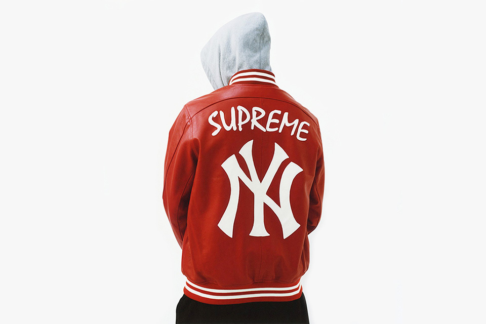 Supreme tease sa collection SS15