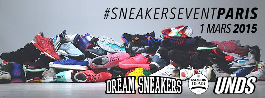 Concours : gagnez vos places pour le Sneakers Event du 1er mars à Paris