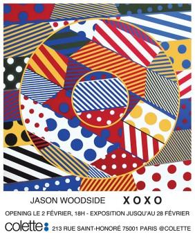 Jason Woodside débarque chez Colette