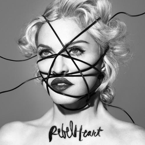 Rebel Heart, le prochain album de Madonna, en fuite sur la toile