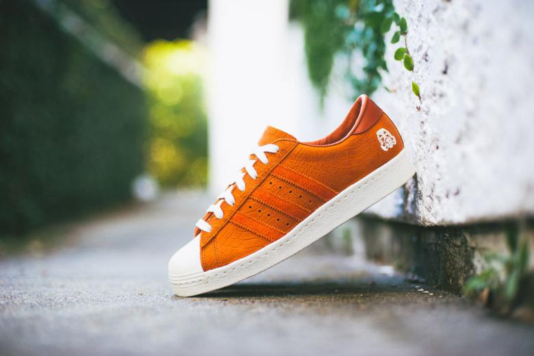 Foot Patrol x Adidas Consortium Superstar 80s 10th Anniversary