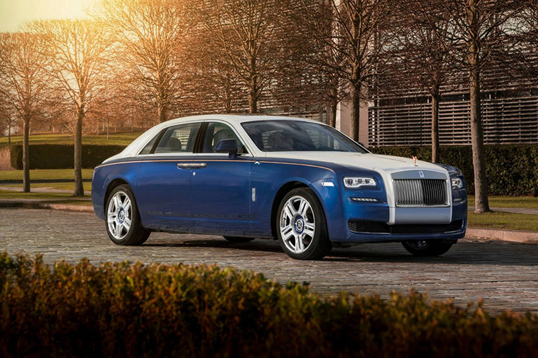 Rolls-Royce « Ghost Mysore » Collection