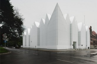 salle philarmonique de Szczecin,  Barozzi / Veiga