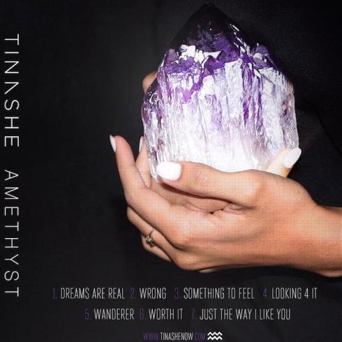 «Amethyst », une mixtape de plus pour Tinashe