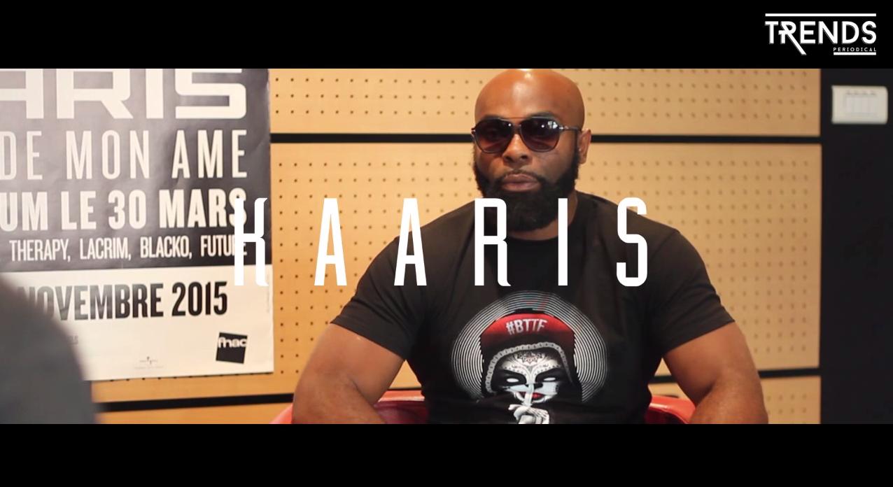 Kaaris parle de Booba, de NTM, Future et de ses influences pour TRENDS
